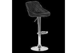 Бар стол КАРМЕН 4020 - черен