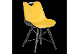 Трапезен стол PENZA - жълт TJ