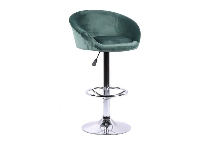Бар стол H-120 зелен