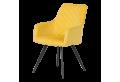 Трапезен стол ETON - жълт BF 2