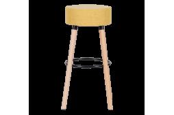Бар стол КАРМЕН 4025 - жълт