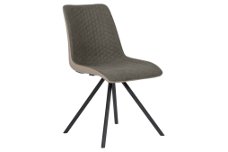 Трапезен стол SWINTON - кафяв BF 3
