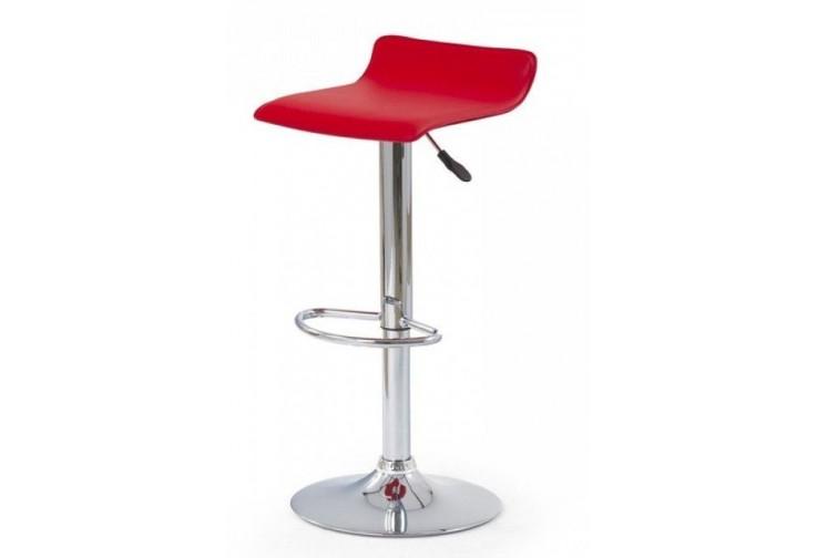 Бар стол H-1 Червено