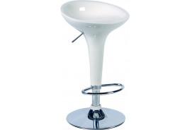 Бар стол H-17 Бяло
