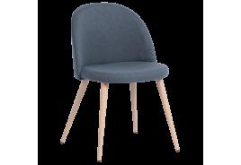 Трапезен стол КАРМЕН 514 - тъмно сив MB